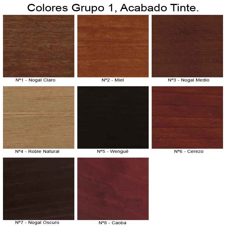 Mueble de ba o r stico modelo talla mudebacenter - Muebles marron oscuro color pared ...